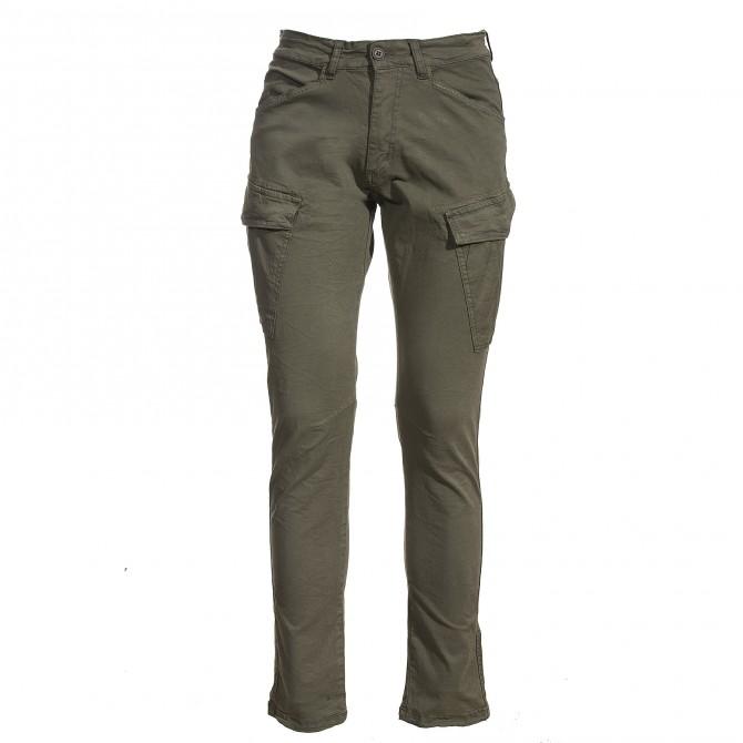 Pantaloni Canottieri Portofino verde militare