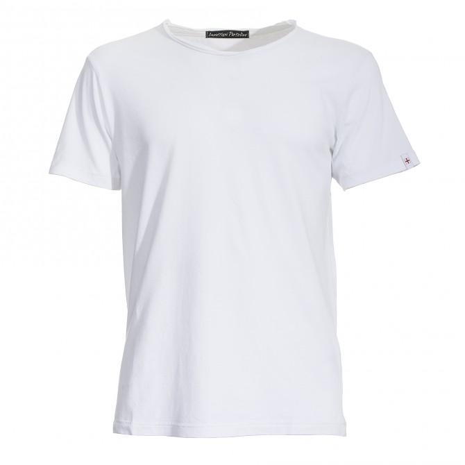 T-shirt Canottieri Portofino bianco