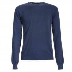Pullover Canottieri Portofino roundneck Man light blue