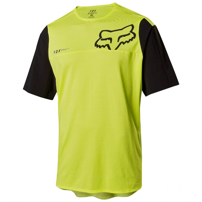 T-shirt cyclisme Fox Attack Pro Homme