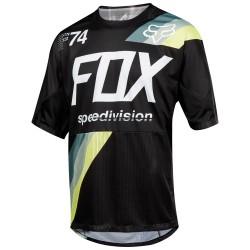 T-shirt ciclismo Fox Demo Drafter Uomo