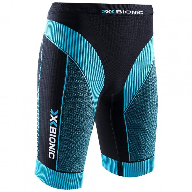 short running X-Bionic Effektor power Donna nero-turchese