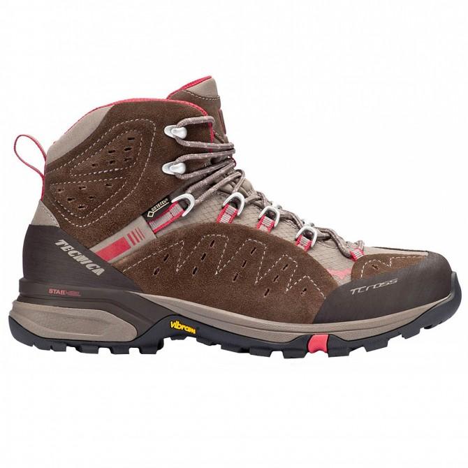 2a3c415a8d Pedule trekking Tecnica T-Cross High Gtx Donna grigio