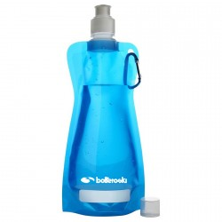 Foldable bottle Bottero Ski light blue