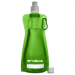 Botella plegable Bottero Ski verde