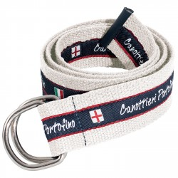 Belt Canottieri Portofino Man white