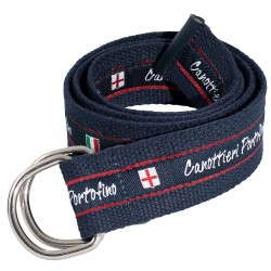 Belt Canottieri Portofino Man blue