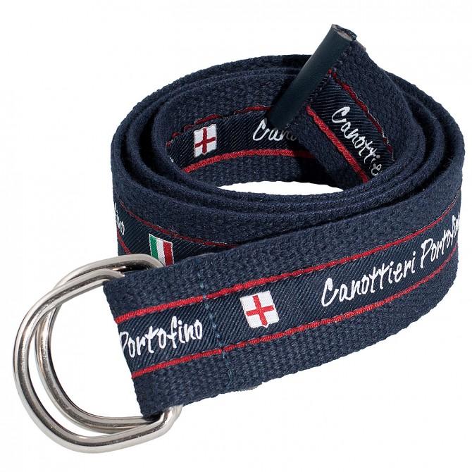 Cinturón Canottieri Portofino Hombre azul