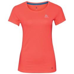 T-shirt Odlo BL Omnius F-Dry Donna