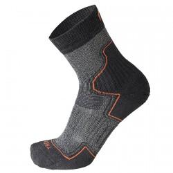 Trekking socks Mico Everdry short