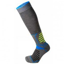 Chaussettes trekking Mico Everdry Kids long