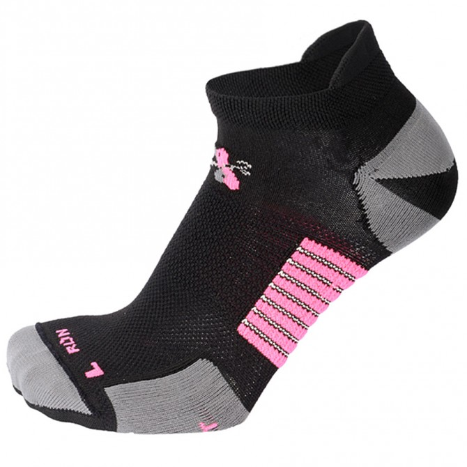 Chaussettes running Mico Extralight Femme