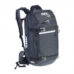 zaino alpinismo Evoc Abs Pro Element 20 l nero NO BOCARD