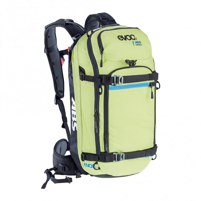 zaino alpinismo Evoc Abs Pro Element 20 l lime NO BOCARD