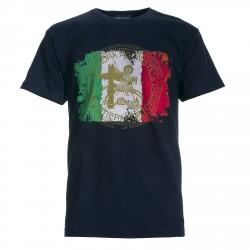T-shirt Canottieri Portofino Italia Homme bleu