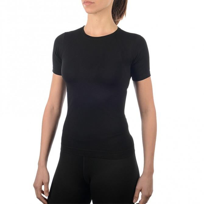 T-shirt lingerie Mico Skintech Activeskin Femme