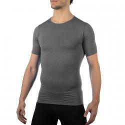 T-shirt lingerie Mico Skintech Activeskin Homme