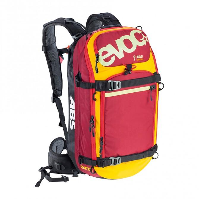 zaino alpinismo Evoc Abs Pro Element Team 20 l NO BOCARD