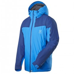 alpinism jacket Haglofs Utvak II man