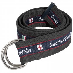 Belt Canottieri Portofino Man grey
