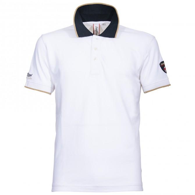 Polo Canottieri Portofino Lux Homme blanc