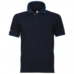 Polo Canottieri Portofino Lux Man blue