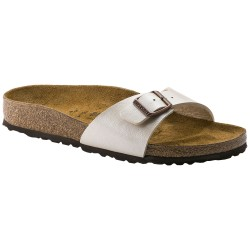 Sandal Birkenstock Madrid Woman pearl white