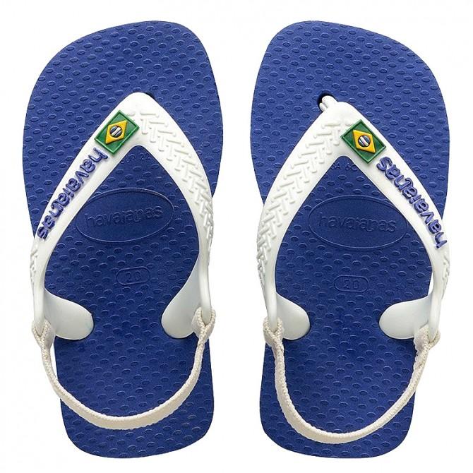 Tongs Havaianas Brasil Baby