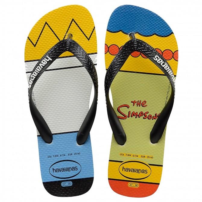 Y Sandalias Chancletas Simpsons Zapatos Hombre Havaianas vgnIFqY