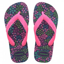 Tongs Havaianas Flores Fille