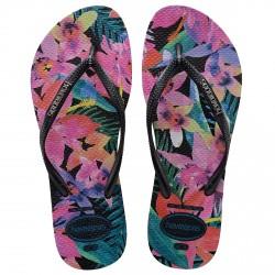Chancletas Havaianas Slim Tropical Mujer