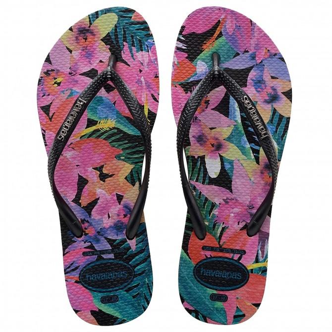 Infradito Havaianas Slim Tropical Donna