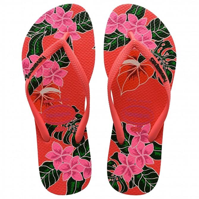 Infradito Havaianas Slim Floral Donna