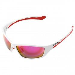 Gafas de sol Briko Action blanco-rojo