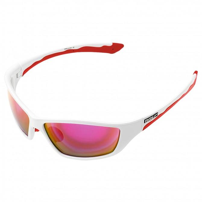 Sunglasses Briko Action white-red