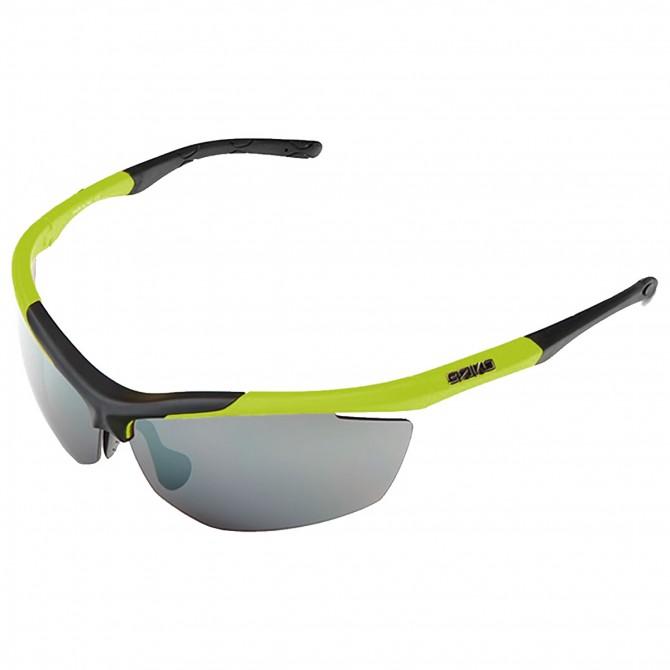 Occhiali da sole Briko Trident giallo-nero BRIKO Occhiali ciclismo
