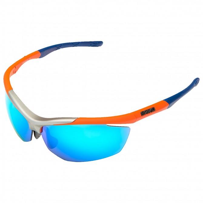 Occhiali da sole Briko Trident arancione-argento BRIKO Occhiali ciclismo