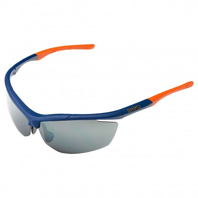 Occhiali da sole Briko Trident blu-arancione BRIKO Occhiali ciclismo
