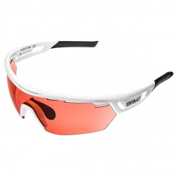 Bike sunglasses Briko Cyclope Photo white