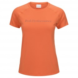 T-shirt trekking Peak Performance Gallos Co2 Donna