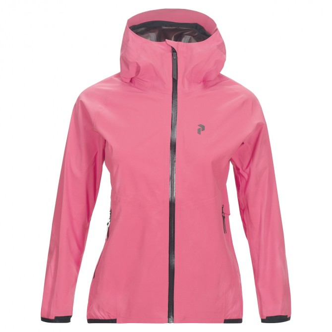 Trekking jacket Peak Performance Pac Woman