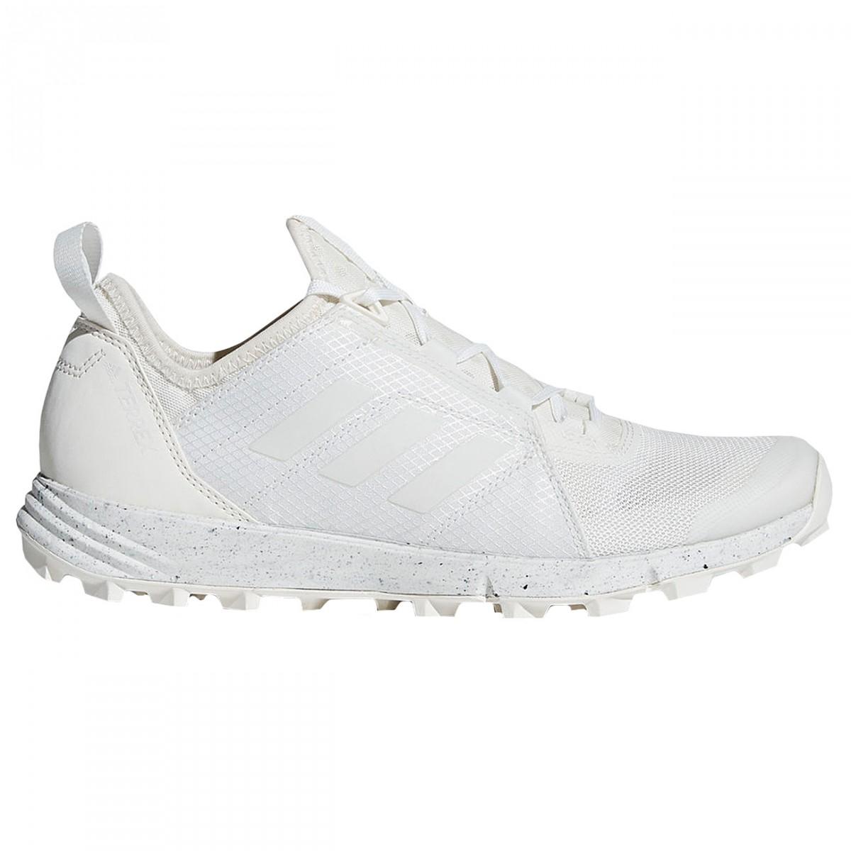 zapatos blancos running adidas