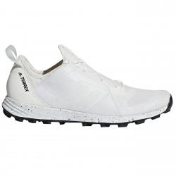 Scarpe trail running Adidas Terrex Agravic Speed Uomo bianco