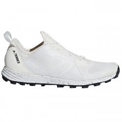 Zapatos trail running Adidas Terrex Agravic Speed Hombre blanco