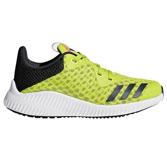Chaussures running Adidas FortaRun Cool Garçon lime