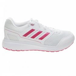Chaussures running Adidas Duramo Lite 2.0 Femme blanc-rose