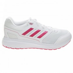 Running shoes Adidas Duramo Lite 2.0 Woman white-pink