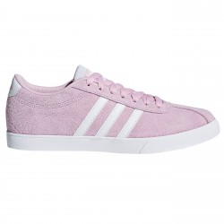 Sneakers Adidas Courtset Mujer rosa