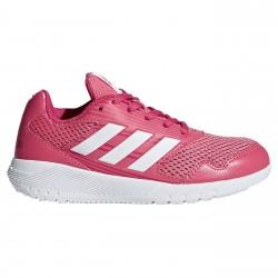 Chaussures running Adidas AltaRun Fille rose