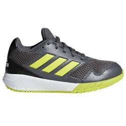 Chaussures running Adidas AltaRun Garçon gris